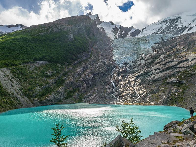 Glaciar Huemul